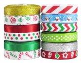 Рождество, пакет подарок упаковку, Craftsatin ткань лентой,