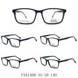 Het fijn Verwerkte Man Optische Frame van de Acetaat (FXA1460)