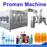 自動ペットプラスチックガラスビンの天然水/熱いジュースは/静かにCSDの二酸化炭素の飲み物/飲料エネルギー飲み物の満ちるびん詰めにする機械を炭酸塩化した