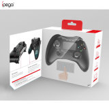 Manette de jeu Bluetooth Ipega Pg-9069 avec contrôleur moteur Touch-Pad, vibrations, Turbo, Marco Fonction de programmation pour Android et PC Windows