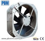 W1g250 280X280X80mm 24V DC中国のコンパクトな正方形の軸ファン