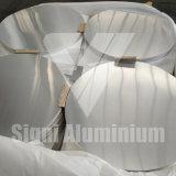Disco de Círculo de alumínio para recipientes de pão de alumínio