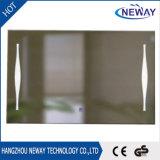 Specchio moderno della stanza da bagno del LED con indicatore luminoso