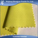 De textiel Stof van de Kleding van de Rek van de Wafel van de Jacquard van Spandex van de Polyester