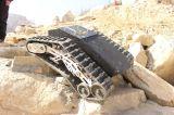 حفارة مصغّرة مطّاطة أثر هيكل /Crawler أثر عجلة هبوط ([ك02سب6مكس2])