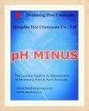 プールおよび鉱泉の化学薬品のための水処理のつりあい機