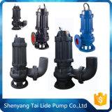 Qw verwendeten versenkbare Abwasser-Pumpen-Abwasserbehandlung-Systeme Schlamm-Sandpumpe