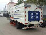 Carro de la limpieza de la colada del camino de las ruedas del barrendero de calle M3 de Jmc 4 6