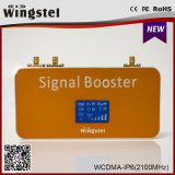 3G móvil de la señal del amplificador Mini al teléfono Tamaño amplificador del coche