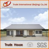 강철 Frame PU/EPS/Glass Wool Panel Mobile 또는 Modular/Prefab/Prefabricated House