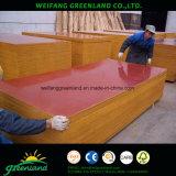 Contreplaqué en coque pour le bâtiment en bambou pour la construction
