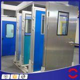 Porte automatique transparente pour salle d'opération / salle blanche