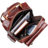Мода дизайн рюкзак сумка из натуральной кожи сумка для ноутбука школы рюкзак