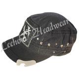 昇進のビール瓶のオープナの軍隊の軍の帽子の帽子