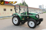 Tracteur frontal 40HP avec attacheuse