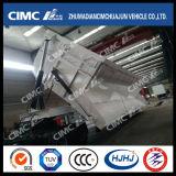Cimc Huajun 4axle 85cbm Seite-Tipping Semi-Trailer für Mining Site