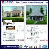 HOME feitas dos edifícios de aço
