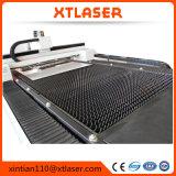 Machine de découpage de laser de tôle de fibre de commande numérique par ordinateur de Chine Shandong pour l'acier inoxydable