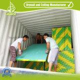 Plafond/faux plafond pour le Nigéria de la commercialisation de panneaux de gypse
