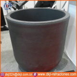 Smeltkroes van het Carbide van het Silicium van de hoge Zuiverheid de Industriële Grafiet voor het Smelten