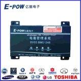 Système de gestion de batterie du système de régulation 48V 100ah LiFePO4 d'énergie de côté de la batterie LiFePO4 BMS