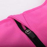 Реверсивный нейлон спандекс Zip передней Activewear женщин бюстгальтер для занятий йогой