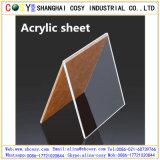 Plastic UV Overbrengen het van uitstekende kwaliteit van het Blad van het Blad 4X8 Transparante Gegoten Acryl