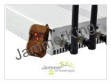 Les plus nouveau 4 signaux WiFi Jammer de portable de Band avec Remote Control