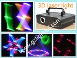 3D Cartoon Mini Laser RGB iluminação de palco a Laser