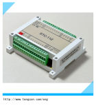 RS485 Modbus RTUのアナログまたはデジタル入出力入力/出力のモジュールStc112 (8AI、2AO、8DI、4DO)