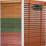 Neuer Entwurfs-heißer Verkaufs-hölzerne venetianische Fenster-Vorhang-Blendenverschluss-Dekoration