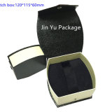 Jy-Jb102 het Zwarte Vakje van de Verpakking van de Gift van de Juwelen van het Document