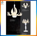 Tisch-Lampe modernes einfaches des Art-Hotel-moderne Metalllampenschirm-LED