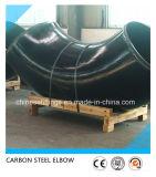 90deg Lrの炭素鋼A420 Wpl6の管付属品の肘