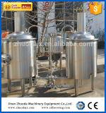 Equipo eléctrico 200L casero de la fabricación de la cerveza de la calefacción