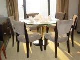 El hotel de mobiliario y muebles de comedor de lujo/conjuntos de conjuntos de mobiliario para banquetes y restaurante muebles conjuntos (GLNDC-02)