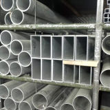 Pipe en aluminium rectangulaire 6061 T651