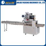De volledige Automatische Machine van de Verpakking van het Brood van de Stroom, Lucht die de Verse Machine van de Verpakking vullen