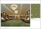 Tufted de alta calidad de inyección de tinta de nylon de pared a pared moqueta Hotel