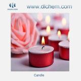 Bougies de cire de paraffine parfumées de bonne qualité
