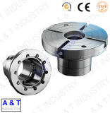 CNC Aangepaste Mechanische Delen van de Machine van het Metaal van het Roestvrij staal/van het Messing/van het Aluminium, Draaiende Delen