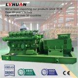 Ce haute efficacité de l'ISO de 1 MW Power Plant générateur de gaz naturel
