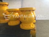 Válvula de control neumático de gas de la fábrica de la fábrica de China