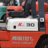 Carrello elevatore a forcale diesel Fd30 con il motore del Mitsubishi, prezzi competitivi di buona qualità