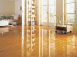 12.3mm High Glossy HDF Laminate Flooring