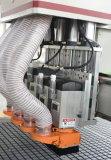 木のための木工業機械装置の打抜き機3の軸線CNCの彫版のルーター