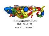 Воздушный шар фольги формы Gecko (SL-A156)