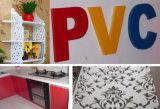 Feuille de PVC en mousse 1220 * 2440 mm pour publicité