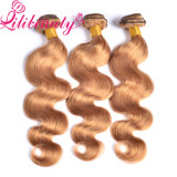 Double Drawn 100% Indian Vrgin Hair Bundle Cabelo Humano