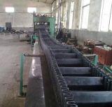 물결 모양 측벽 컨베이어 벨트 가황 기계
